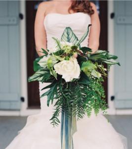 Букет невесты 2019